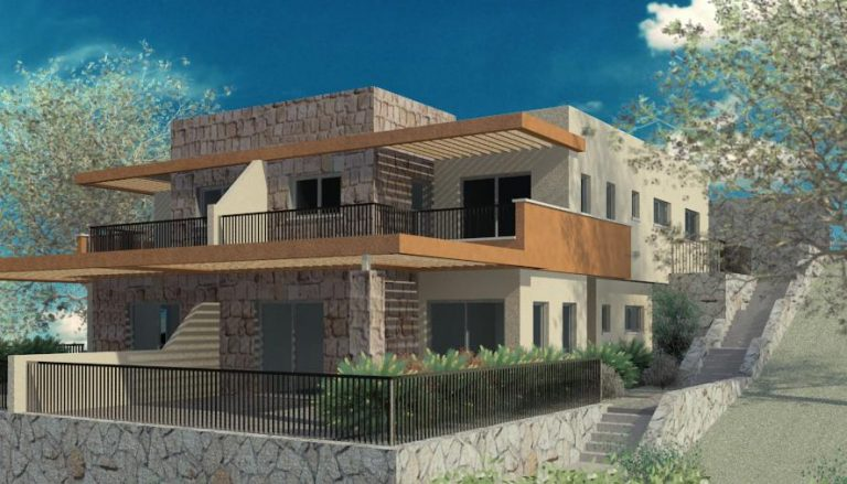 תכנון אדריכלי לבית פרטי