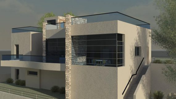 פרויקט אדריכלות