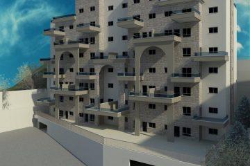 תכנון אדריכלי של פרויקטים חדשים בקריות