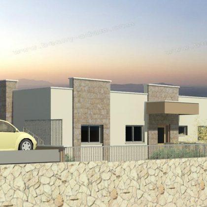 ארבע יחידות דיור בבניין מגורים בצפת