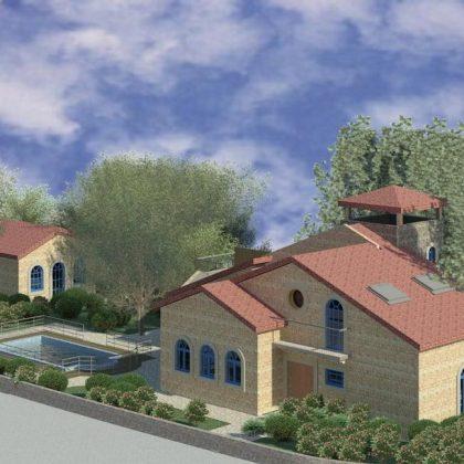בית פרטי ומכון טיפולים באל רום