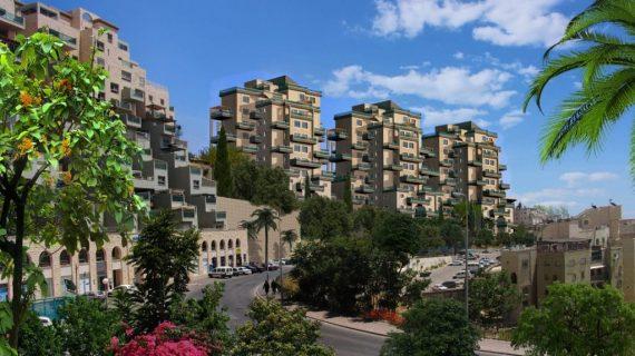 הזדמנות ליזמי נדל״ן פרוייקט מגורים בצפת 105 יח״ד